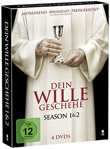 Staffel 1+2 (Hardcoverbox) (4 DVDs)
