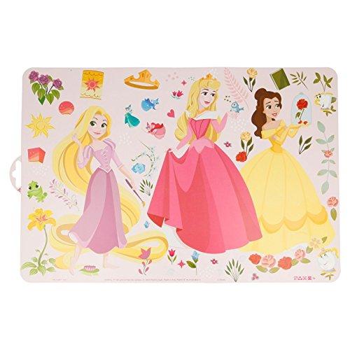 Générique - Set de Table 3 Princesses Disney - Bureau Enfant Anniversaire - 155