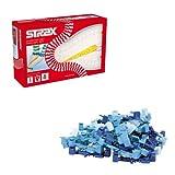 Strax-16118620-Strax-Ausbauset-2-x-Weichen-50-Stck-Sticks