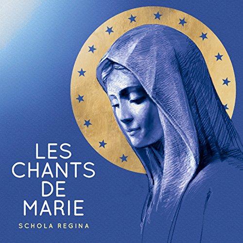 Gaignet: Les saints et les anges (Ave Maria de Lourdes)