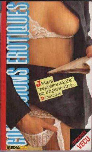 Les confessions érotiques n°49 : j'etais representante lingerie