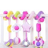 Die besten 10 Monate altes Spielzeug - SKK Baby Infant Kinderwagen Kinderbett Spielzeug Bewertungen