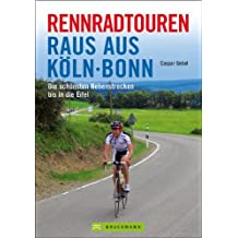 Raus aus Köln/ Bonn: Die schönsten Nebenstrecken für Rennradler bis in die Eifel