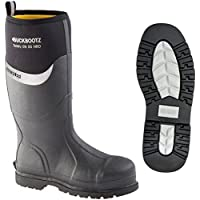Buckler Buckbootz Bbz6000bk Black Safety Wellington Boots Size 9