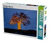 Ein Baobab in Botswana 1000 Teile Puzzle quer (CALVENDO Natur)