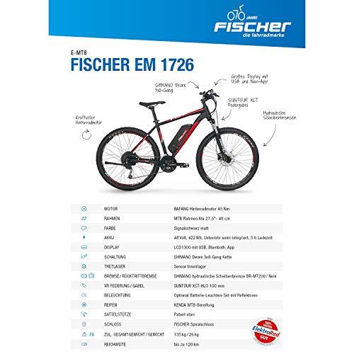 FISCHER Em 1726 E-Bike