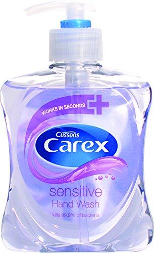 Carex handwash 250ml sensible