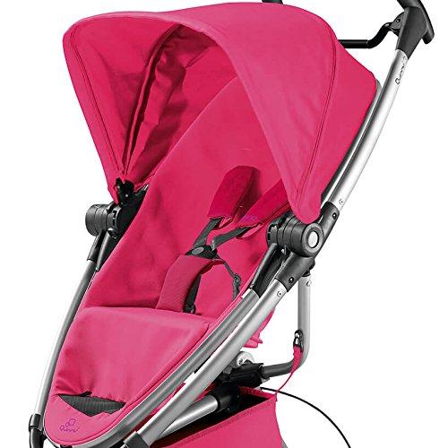 Quinny Zapp Xtra 2.0 Sitzeinhang und Verdeck - Pink passion