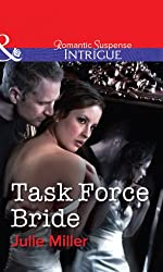 Task Force Bride (Mills & Boon Intrigue) (The Precinct: Task Force, Book 5)