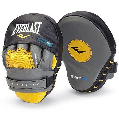 Everlast Evergel Mantis Hook - Almohadillas