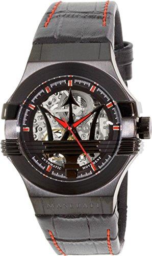 montre mécanique Maserati pour homme POTENZA R8221108008 sportive cod. R8221108008