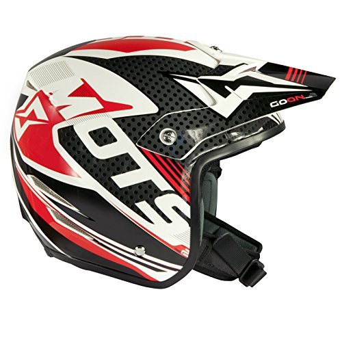 Mots MT6205XLR Trial Go On 2 Casco