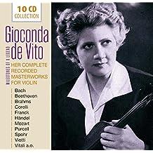 Gioconda de Vito [Import anglais]