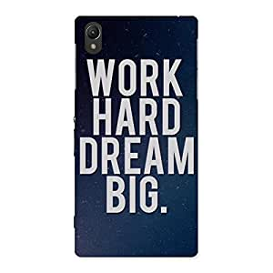 Gorgeous Hard Dream Back Case Cover for Sony Xperia Z1