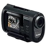 atFoliX Blickschutzfilter für Rollei S-30 WiFi Blickschutzfolie - FX-Undercover 4-Wege Sichtschutz Displayschutzfolie