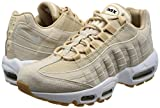Nike Air Max 95 SD Schuhe Sneaker Neu Damen (EU 37.5 US 6.5 UK 4, Oatmeal/White-Linen-Black) - 5