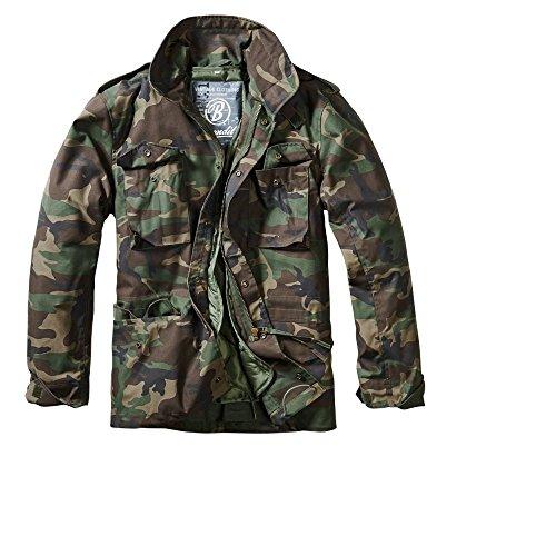 Brandit M65 Standard Jacke Flecktarn L