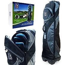 PGA Tour Golf bolsa de viaje protectora carcasa Club pantalla con ruedas de Skate