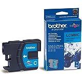 Brother LC-980C Tintenpatrone für den Drucker DCP-145 -165C cyan