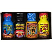 Ass Kickin' xtreme calor caliente salsa, mini, 3 oz