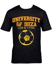 University of Ibiza: Fútbol Camiseta hombre