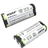 Best Téléphones sans fil HQRP - HQRP Paque de 2 Batteries rechargeables pour Uniden Review