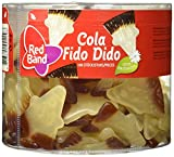 Red Band Fido Dido Fruchtgummi  Cola, 1er Pack (1 x 1.05 kg)