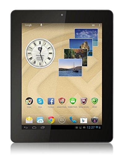 'Prestigio MultiPad 4Ultra Quad 3g Tablet Touchscreen 8(20,32cm) Cortex A71,2Ghz 8GB Android Jelly Bean 4.2.2WLAN schwarz (Jelly Bean Tablet Android)
