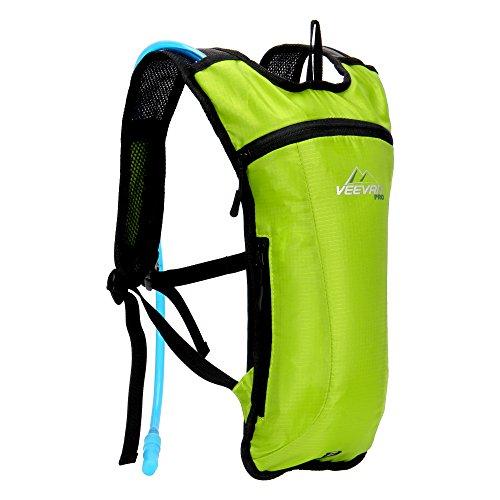 Imagen de veevan bolsas de agua para  ligeras de volumen de 2l al aire libre verde