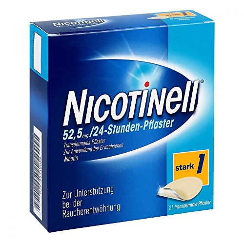 Nicotinell 52,5mg/24 Stunden 21 stk