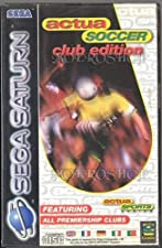 Actua soccer club edition - Saturn - PAL