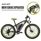 RICHBITRT-012 E-Bike Elektro Fahrrad 66 cm 4.0 Fat...