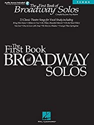 First Book of Broadway Solos: Tenor Edition by Joan Frey Boytim (2001-10-01)