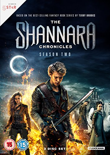 Shannara chronicles the best amazon price in savemoney the shannara chronicles season 2 dvd 2018 fandeluxe Gallery