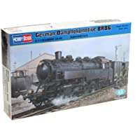 Hobby Boss 82914 Modellbausatz German Dampflokomotive BR86