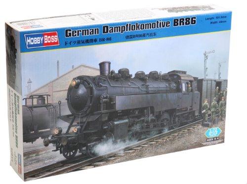 Hobby boss 82914 - modellino locomotiva a vapore br86