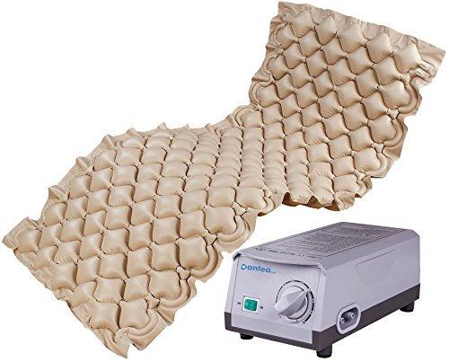 Kit antidecubito AnteaMED con materassino e compressore con regolazione