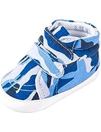 YanHoo Zapatos para niños Zapatos Antideslizantes Suaves Zapatos de Lona Zapatos para niños pequeños Zapatos Deportivos