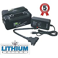 Powerhouse Golf 12V 18-27 Hole Golf Trolley Lithium Battery