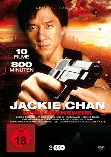 Jackie Chan - Sein Lebenswerk [Special Edition] [3 DVDs]