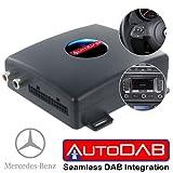 AUTODAB Mercedes C (W203) / CLK (W209) > 2004