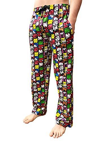 16c638be5a Undercover Lingerie Ltd - Pantaloni del pigiama - per uomo Marvel Comics L