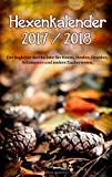 Hexenkalender 2017/2018: Der Begleiter durchs Jahr für Hexen, Heiden, Druiden, Schamanen und andere Zauberwesen. - Sandra Cramm