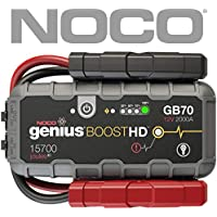 NOCO Genius Boost HD GB70 2000 Amp 12V UltraSafe Lithium Jump Starter - Compare prices and find best deal online