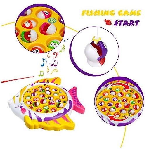 Angelspiel-Elektrisch-Fischenspiel-mit-Musik-fr-Junge-Mdchen-Kinder-ab-3-jahre