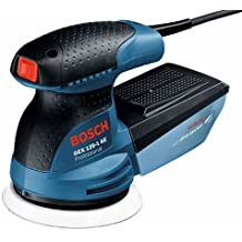 Bosch Professional 0601387501 Ponceuse excentrique GEX 125-1 AE 250 W