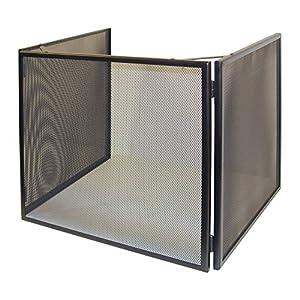 Imex El Zorro 10504 Protector para estufas pellet (72 x 63 x 70 cm)