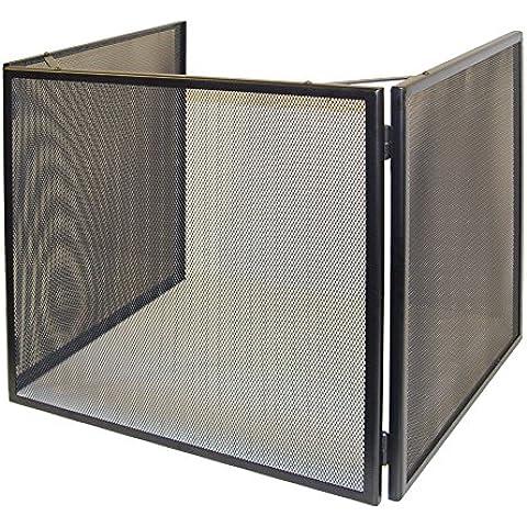 Imex El Zorro 10504 - Protector para estufas pellet (72 x 63 x 70 cm)