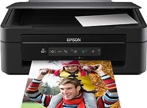 Epson Expression Home XP-202 3-in-1 Muktifunktionsdrucker (Drucker, Kopierer, Scanner, WiFi, Mobildruck)