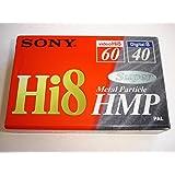 Sony Cassette vidéo Hi8 pour caméscope Qualité HMP 60 mn P560HMP
